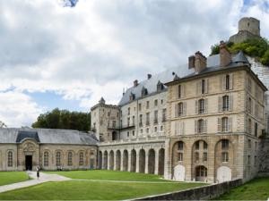 château de le Roche Guyon